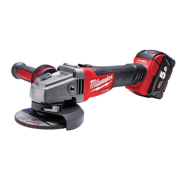 Úhlová bruska Milwaukee M18 CAG115X-502X FUEL