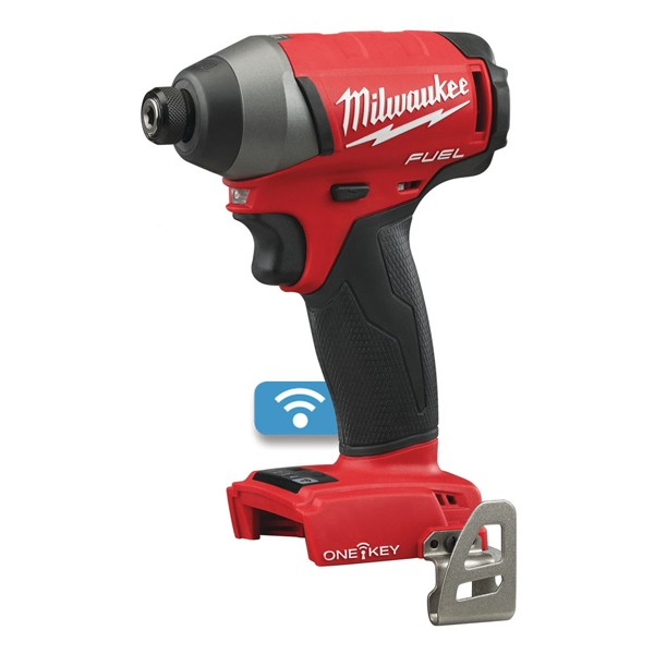 Milwaukee M18 ONEID-0 FUEL - aku ONE-KEY 1/4˝ rázový utahovák