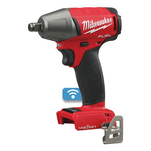 Milwaukee M18 ONEIWF12-0 FUEL - aku ONE-KEY 1/2˝ rázový utahovák