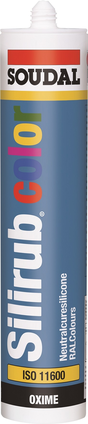 SILIRUB COLOR RAL 1013	310ML