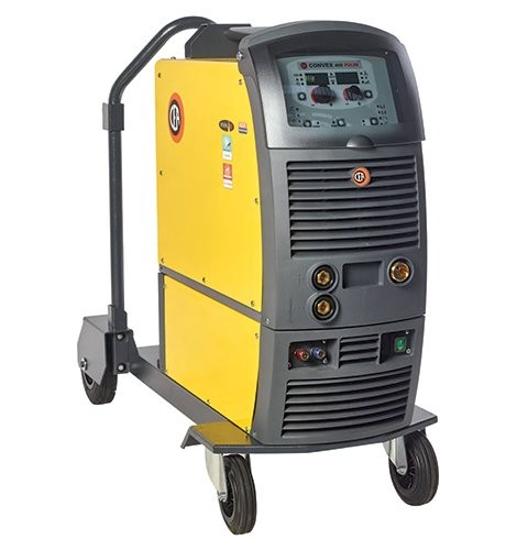 CONVEX PULSE ARC WELDING